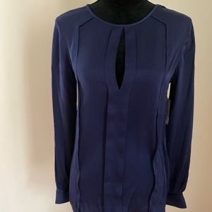 Authentic Trina Turk Silk Blouse